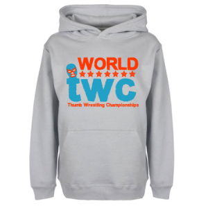 Official World Thumb Wrestling Championships Hoodies