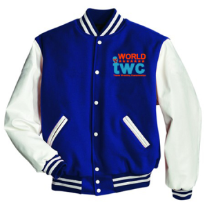 Official World Thumb Wrestling Championships Jackets