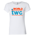 Official World Thumb Wrestling Championships Ladies T Shirts