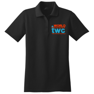 Official World Thumb Wrestling Championships Polo Shirts